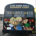 Kiddie Junction Bus