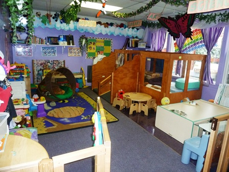 Kiddie Junction Infant Room
